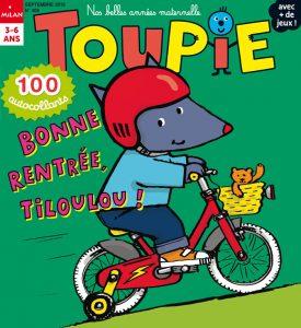 Toupie magazine Septembre 2019