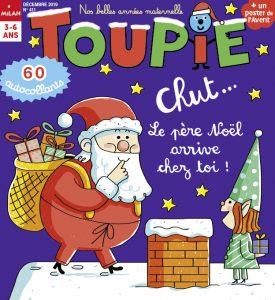 Toupie Magazine Décembre 2019