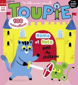 magazine Toupie janvier 2020