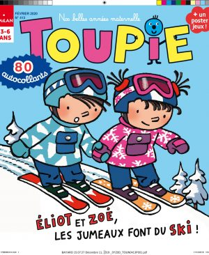 magazine Toupie février