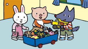 prendre soin de ses jouets