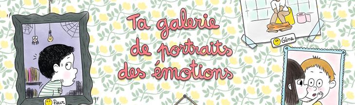 Ton poster des émotions - Toupie magazine