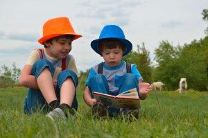 enfants lecture