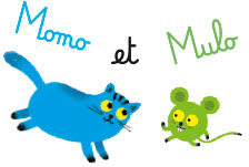 momo et mulo - Toupie magazine