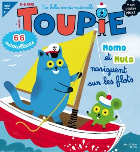 Toupie magazine juillet 2020