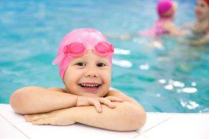 activité sportives 3 - 6 ans natation