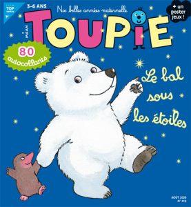Magazine Toupie Août