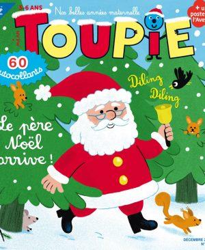 Toupie décembre 2020