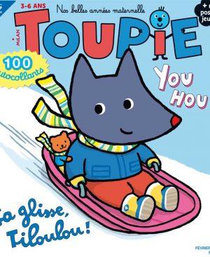 Toupie magazine février 2021