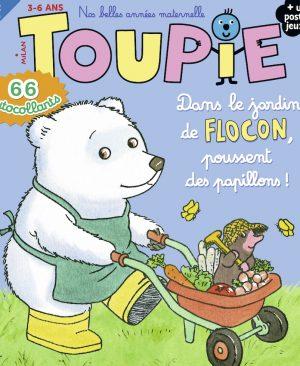 Toupie magazine Avril
