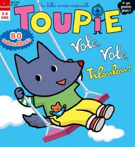 Toupie magazine mai 2021