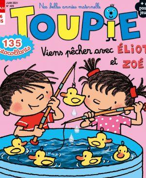 Toupie magazine JUIN 2021
