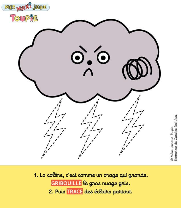 Poster jeux Toupie magazine